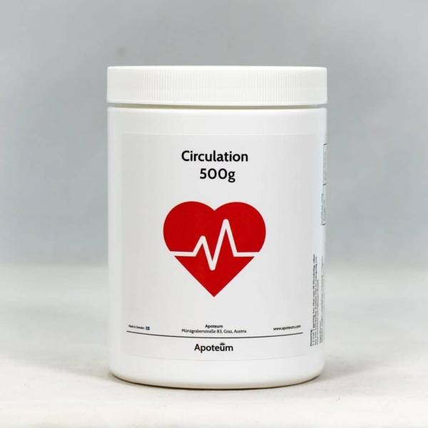 Circulation 500 mg - Verenkiertoa edistävä ravintolisä