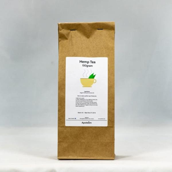 Orgaaninen hampputee 150 g