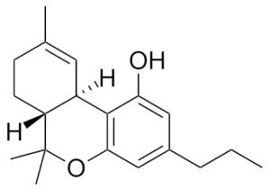 Tetrahydrokannabivariini (THCV)